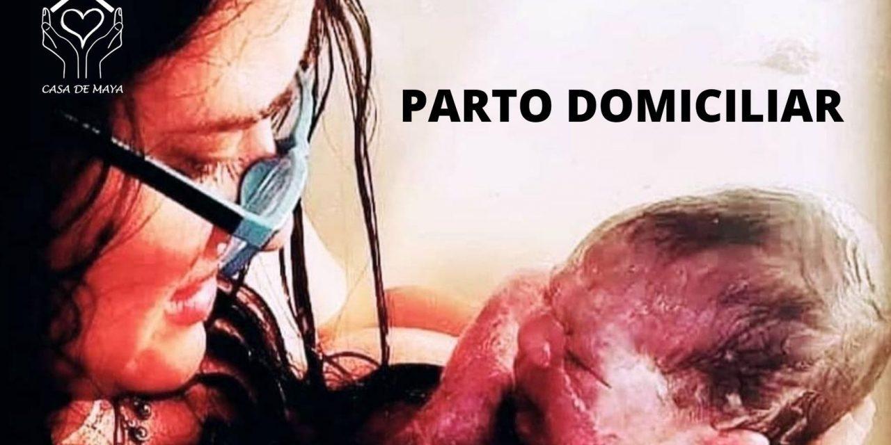 PARTO DOMICILIAR